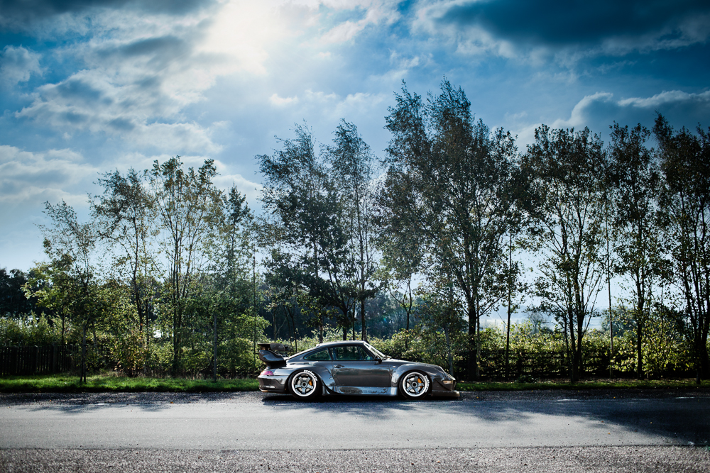 RWB Porsche 911