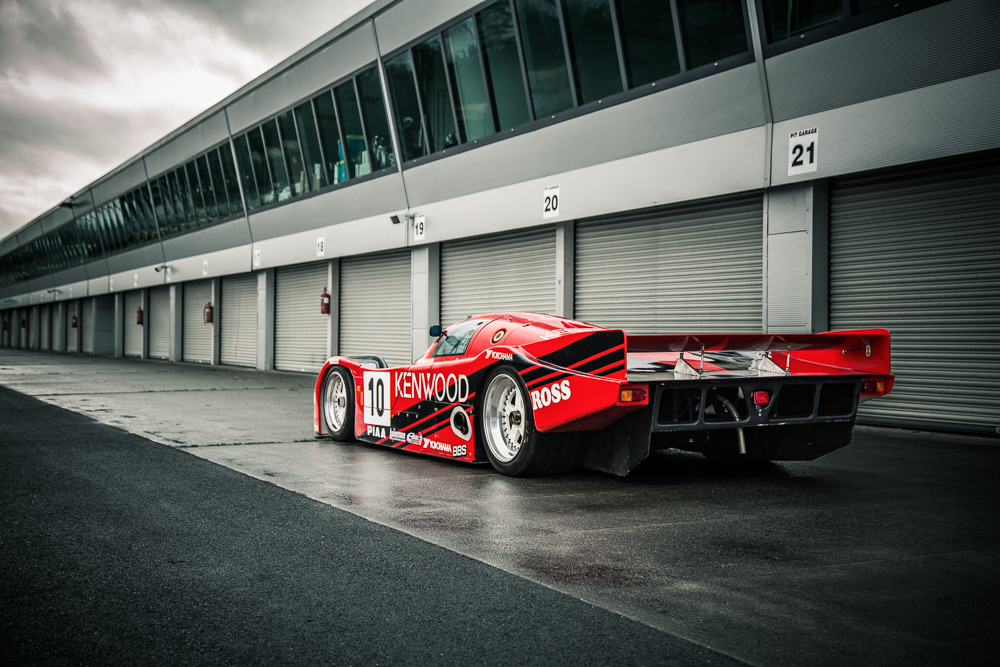Kremer Porsche 962C