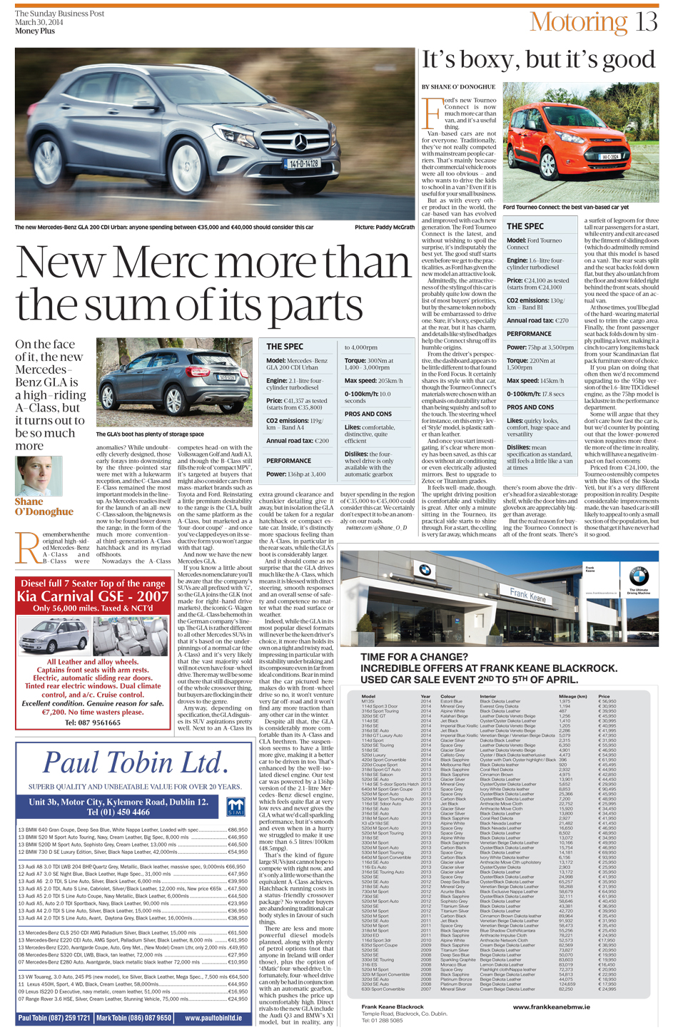 Sunday-Business-Post-PMcG-Mercedes-GLA-Tearsheet